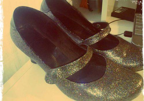 Decoración zapatos