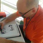 Caricaturistas para fiestas y eventos
