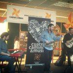 Dinamización musical en centros comerciales