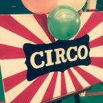 Animación infantil con temática Circo