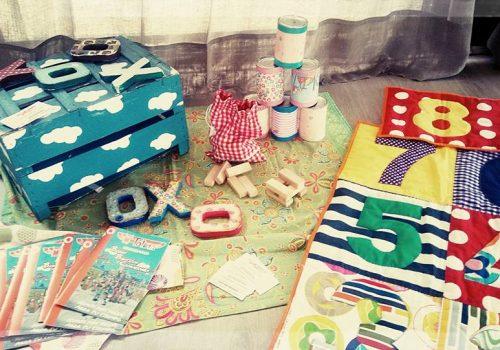 juegos y actividades infantiles