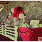 mesa dulce en Coruña
