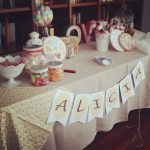 Mesa dulce para fiesta de cumpleaños