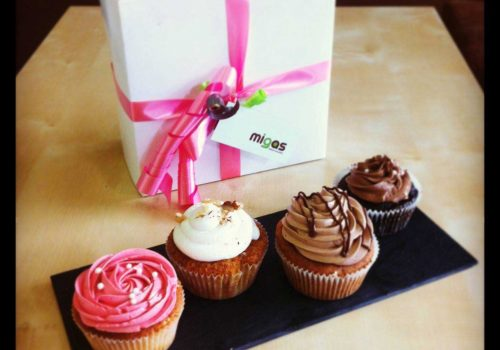 Cupcakes Migas