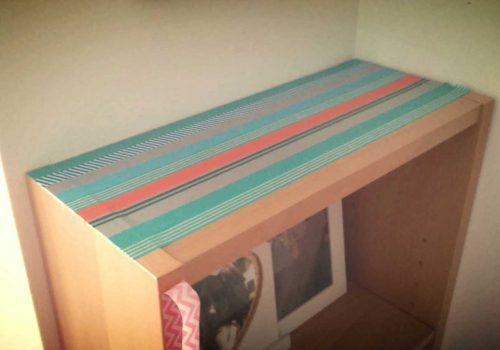 Personalización de muebles con colores