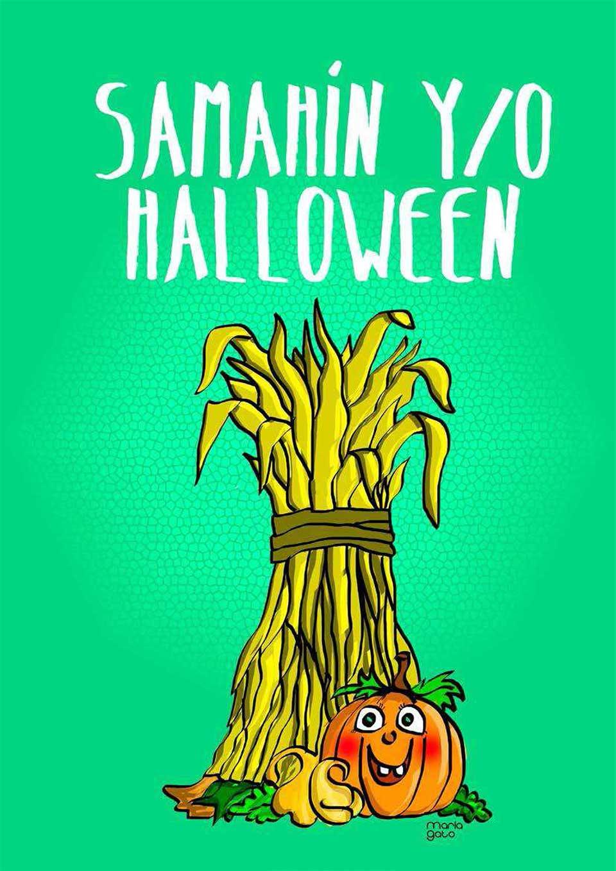 Samaín o Halloween