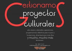 gestión de proyectos culturales en coruña